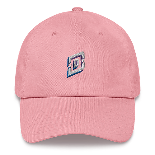 Embroidered Dizzle Dad Hat