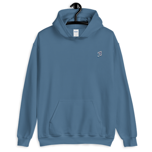 Embroidered Dizzle Hoodie