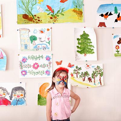 Kids' Schilderijen