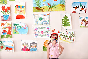 Kids' Paintings