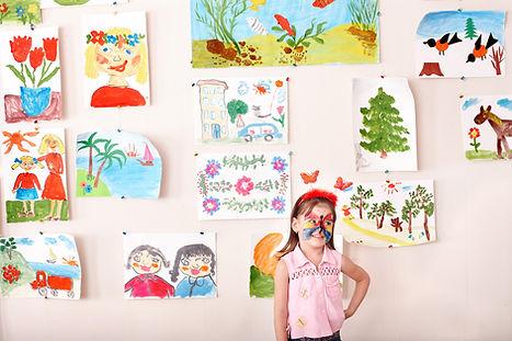Obrazy dětské