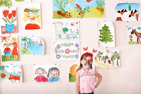 Pinturas Kids'