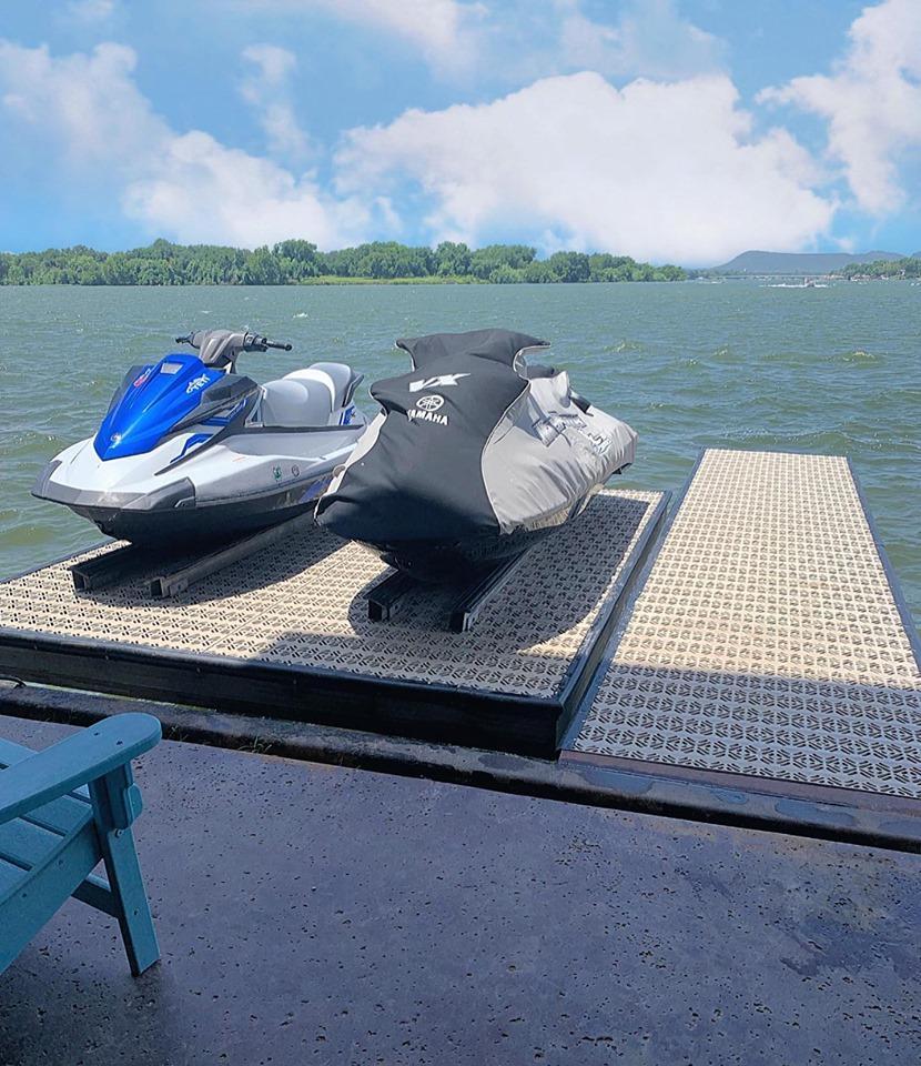 Hydraulic Jet Ski Platforms