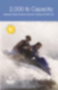 Hydraulic Jet Ski Lift