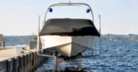basta hydraulic boat lift