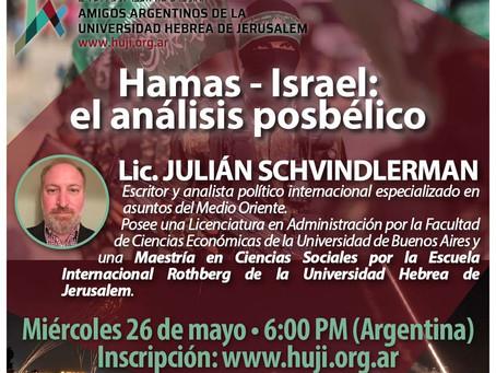 Hamas-Israel: análisis posbélico