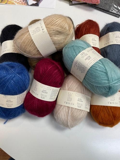 Biches & Bûches - Le Gros Silk & Mohair