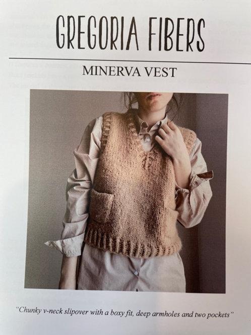 Gregoria Fibers - Minerva Vest