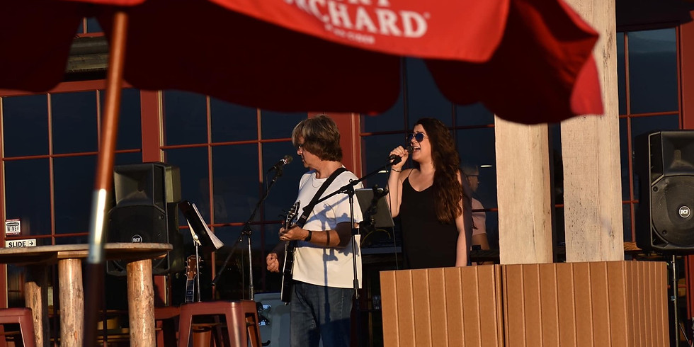 Sierra Ashley @ Hardscrabble Cider at Harvest Moon Orchard