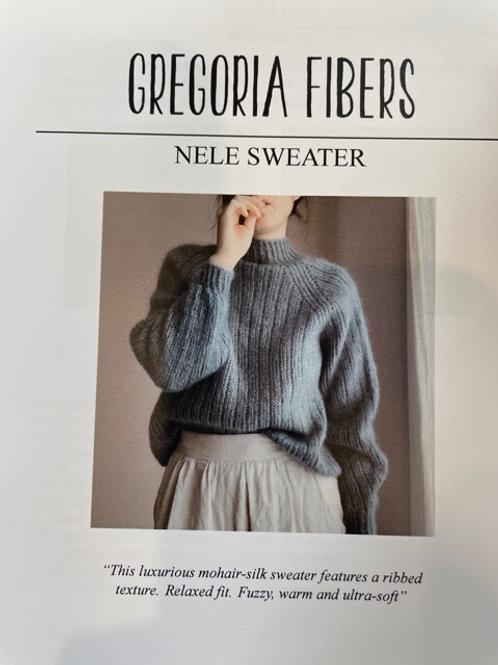 Gregoria Fibers - Nele Sweater