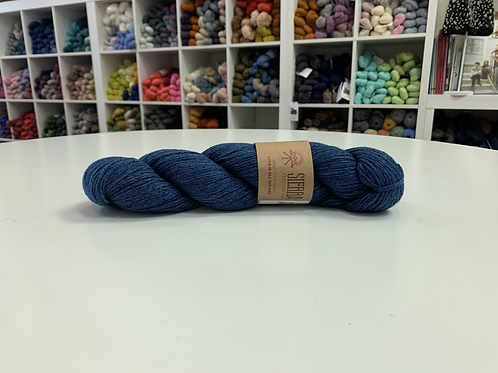 Sierra Yarns - Indigo Worsted