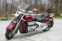 Front Dual Saddle