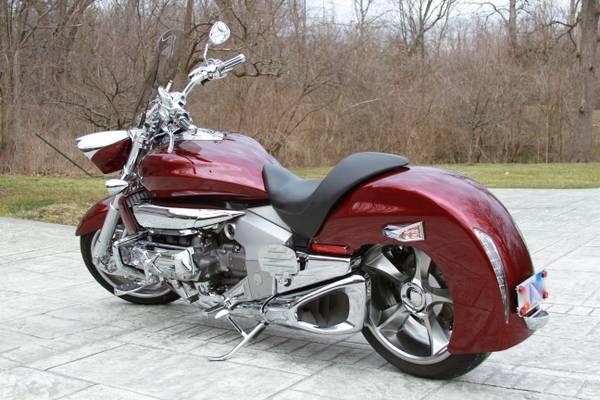 Rear Single Saddle