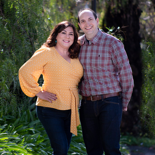 Pam and Zach