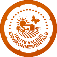 Notre Domaine, certifié H.V.E. (Haute Valeur Environnementale)