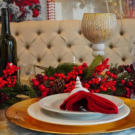Menu de Noël et gastronomie lyonnaise