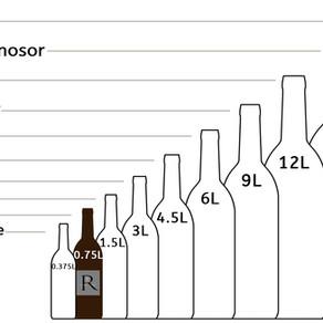 Bouteille de vin :  quel impact sur le vin ?