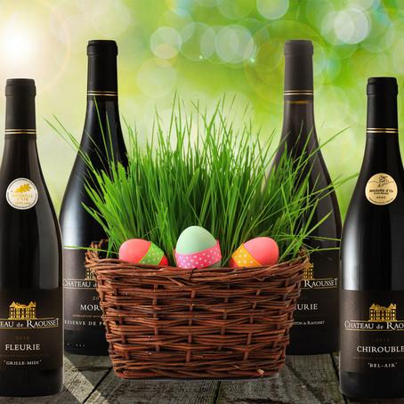 Quand les Beaujolais font leurs Pâques