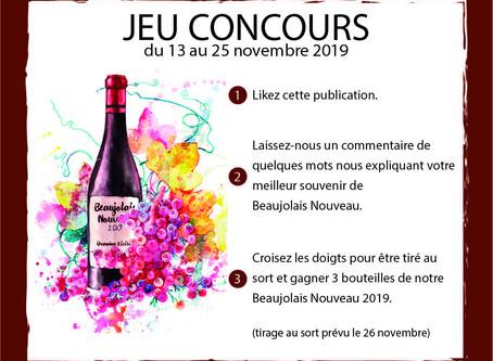 Règlement JEU CONCOURS FACEBOOK DOMAINE RIVIERE