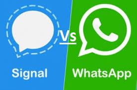 Usuários do Whatsapp aderem a mensageiro rival após mudança de política