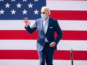 Joe Biden assume comando do Estados Unidos doente e fraturado