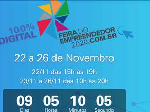 PagSeguro PagBank participa da Feira do Empreendedor Digital Sebrae 2020