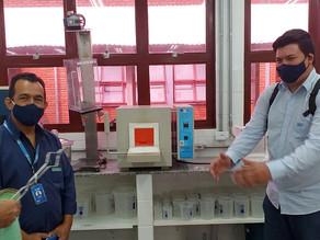Instrutores do curso técnico em mecânica são atualizados pelo Senai