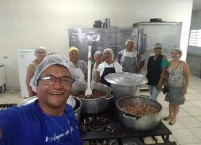 Devanir Ferreira realiza ações sociais há mais de 29 anos na Capital