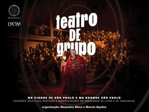 Adaap lança livro sobre teatro de grupo em São Paulo