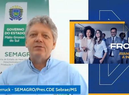 Sebrae e Semagro lançam programa de inovação aberta para médias e grandes empresas
