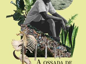 """Transbordo do existencialismo à beira da favela, livro """"A ossada de um moleque"""", de Gabriel Sanpêra"""