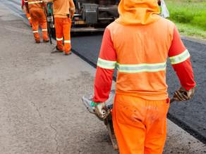 CCR MSVia alerta motoristas para trechos em obras de manutenção na BR-163/MS
