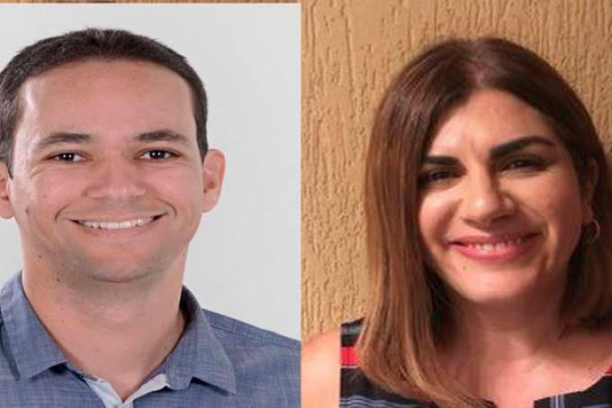 Jayse Ferreira e Débora Garofalo