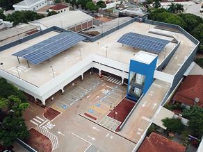 Fiems inaugura edifício garagem em Campo Grande