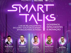 Live debaterá o uso da tecnologia na promoção de qualidade de vida nas cidades