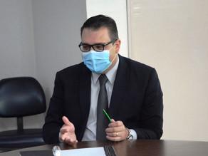 Alan participa de reunião da bancada federal e de evento no Palácio do Planalto