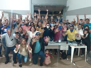Carlão é reeleito vereador como segundo mais votado em Campo Grande, com 4.836 votos