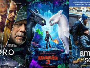 Cinema tem estreia de filmes de suspense, drama e animação
