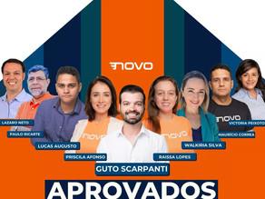 Partido Novo é o primeiro a registrar candidaturas de chapa completa em Campo Grande no TRE-MS