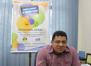 Diretor da Ouvidoria aponta dados referentes ao trabalho desenvolvido pelo setor na Capital