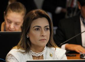 Soraya Thronicke libera R$220 mil para duas obras em MS
