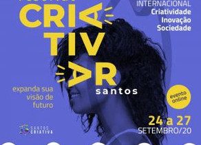 Festival internacional conta com mais de 40 atividades online gratuitas