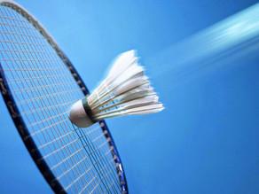 Curso de capacitação em badminton e parabadminton será realizado nesta sexta-feira