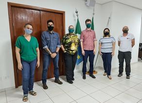 Equipe coordenada pelo CRMV-MS vai para o Parque Estadual da Nascente do Taquari