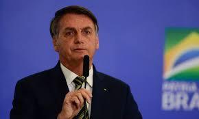 """""""Vacina é do Brasil, não é de nenhum governador"""", segundo Bolsonaro"""
