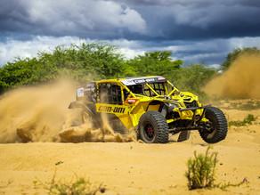 Rally Cuesta dá a largada no Campeonato Brasileiro de Rally Baja 2021
