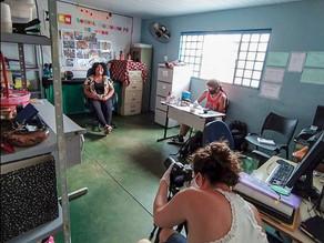 Projeto Quilombo em Atividade coleta depoimentos que servirá como base de ensino