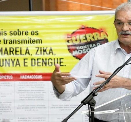 SES lança campanha de combate à Dengue, Zika e Chikungunya