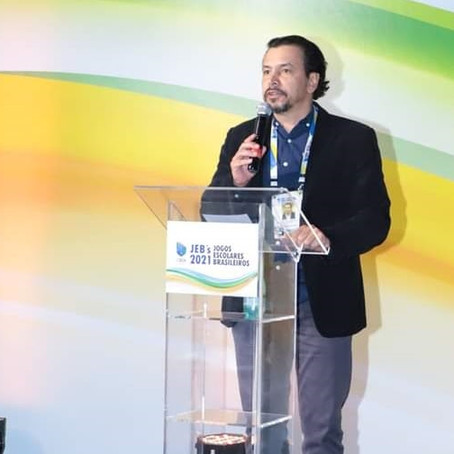 Em Brasília, Marcelo Miranda participa de encontro para definir o retorno dos Jogos Escolares Brasil