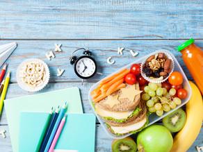 Nutricionistas orientam sobre benefícios da alimentação saudável para as crianças no retorno às aula